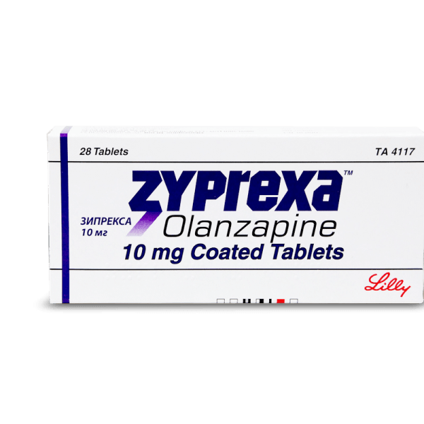 Купить Зипрекса на Piluli.info