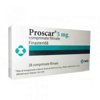 Проскар 5 мг №28