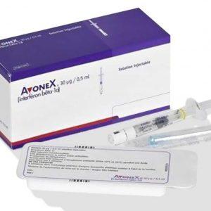 Авонекс 30 мг №4