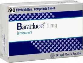 Бараклюд табл 1 мг №30 1