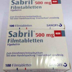 Сабрил 500 мг 100 таб 1