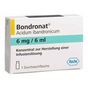 Бондронат 6 мг фл