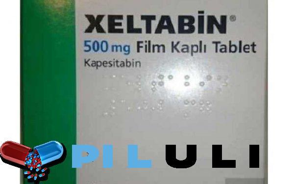 Кселталбин 500 мг №120