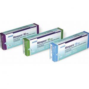 Мимпара (Mimpara) 90 мг 28 табл