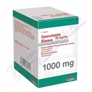 Гемцитабин 1000 1