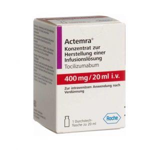 Актемра 400 мг/20 мл