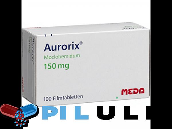 Аурорикс таб. 150 мг №30
