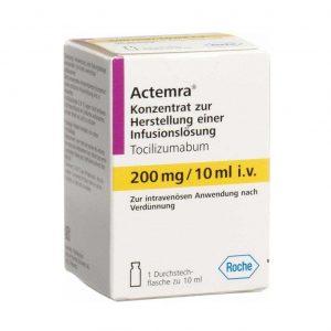 Актемра 200 мг/10 мл