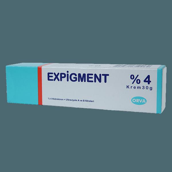 Экспигмент крем 4% 30 г