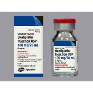 Оксалиплатин 1