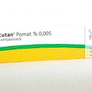 Псоркутан (Дайвонекс) мазь 50 мкг/г, 30 г 1