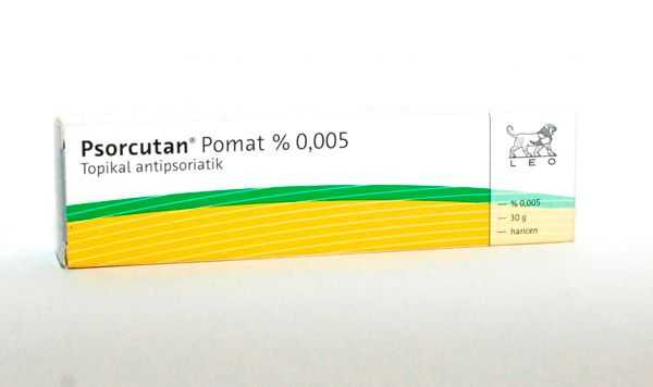 Псоркутан (Дайвонекс) мазь 50 мкг/г, 30 г