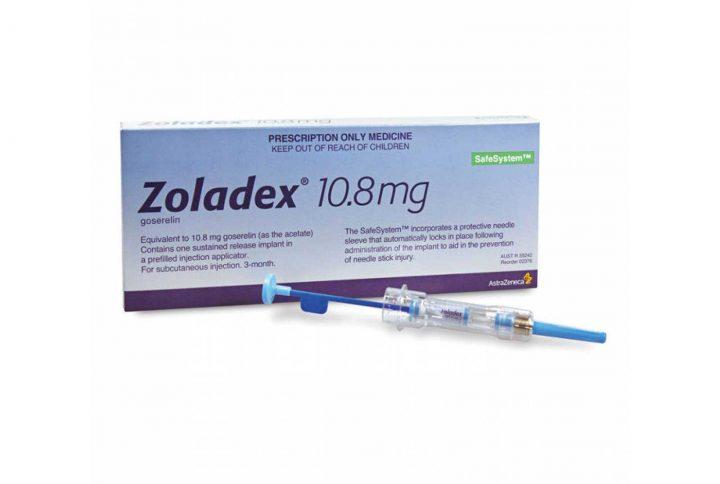 Золадекс 10,8 мг для инъекций
