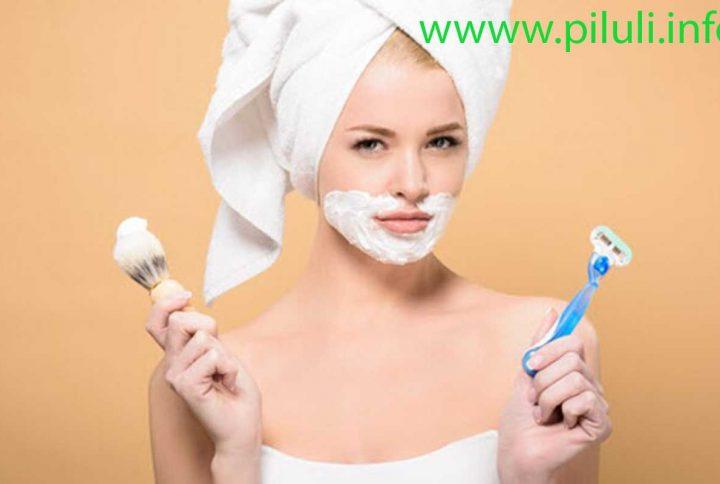 Должны ли женщины брить лицо?