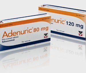 Аденурик 80 мг. №28